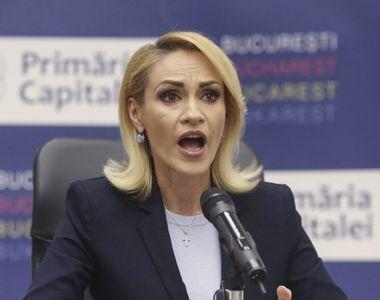 Gabriela Firea, despre Primăria Capitalei: Acum toţi suntem în faliment nedeclarat