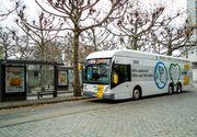 Autobuz cu hidrogen, în București