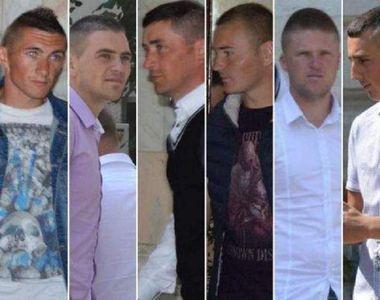 Petrică Bolboceanu, unul dintre cei șapte violatori de la Văleni,  se pregăteşte de...