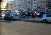 Doi copii loviți de mașină în Râmnicu Sărat