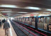 Probleme la metrou, în Capitală. Peronul s-a umplut de fum