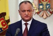 Republica Moldova: Curtea Constituţională l-a suspendat pe Igor Dodon din funcţia de preşedinte