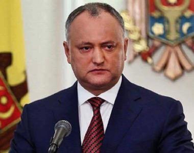 Republica Moldova: Curtea Constituţională l-a suspendat pe Igor Dodon din funcţia de...