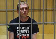 Jurnalistul rus de investigaţie Ivan Golunov, în arest la domiciliu până la finalizarea procesului