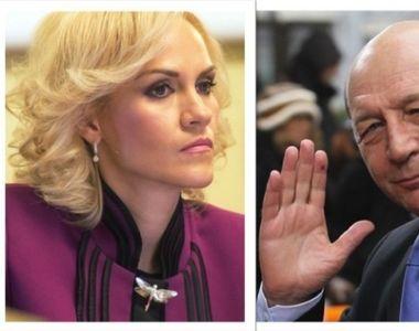 Scandal între Băsescu şi Firea într-o emisiune TV. Schimb dur de replici:...