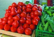 Adevărul despre roşiile cu moţ din pieţe. Un cercetător român spune ce conţin