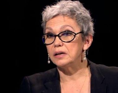 Oana Pellea îi cere socoteală Gabrielei Firea pentru munca neremunerată a unor artişti