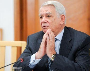 Teodor Meleșcanu, raport pentru ce s-a întâmplat în ziua alegerilor europarlamentare și...