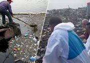 VIDEO   Insulele de gunoaie de pe Dunăre