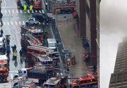 Pilotul elicopterului care s-a prăbuşit pe o clădire din Manhattan a decedat