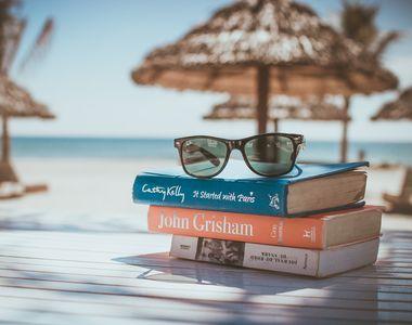 Lecturi de vara, perfecte pentru a fi citite in vacanta!