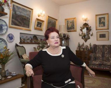 Mobila Stelei Popescu, vândută cu peste 20.000 de euro! Cine a cumpărat fotoliul...