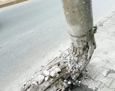 Situație scandaloasă pe o stradă din Capitală! Se poate produce o adevărată tragedie,...