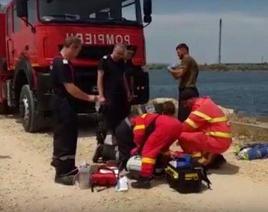 Un militar 33 de ani din Constanţa s-a înecat după ce s-a scufundat pentru a culege rapane