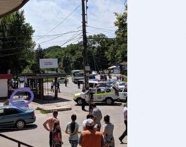 Accident grav: Un om a murit. Ce au descoperit poliţiştii la locul accidentului