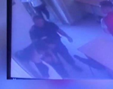 Un elev din Giurgiu este luat la bătaie de un jandarm. Agentul și-a depus demisia după...
