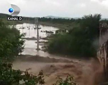 VIDEO | Podurile de cale ferată, bombe cu ceas