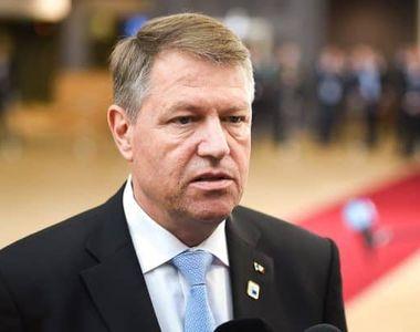 Acordul Politic Naţional propus de preşedintele Klaus Iohannis, semnat la Palatul...