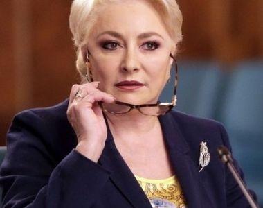 """Viorica Dăncilă despre CEx: """"Eu sper în acest sex"""""""