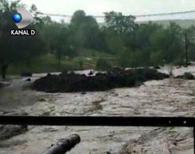 VIDEO | Neputincioși în fața apelor