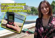 VIDEO | Experiment. Am măsurat temperatura în centrul Bucureștiului: 50 de grade Celsius!