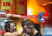 VIDEO | România se topește. Urmează trei zile de foc