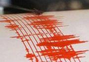 Cutremur în România, vineri după-amiază. Câte grade a avut