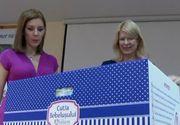 VIDEO | Finlandezii au adus în România cutia-minune pentru mămici și bebeluși