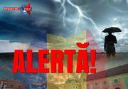 Vreme caldă şi disconfort termic ridicat, până duminică seară! Cod galben de ploi şi furtuni, în Moldova, Muntenia, local în Dobrogea, Oltenia, Crişana, Maramureş şi la munte