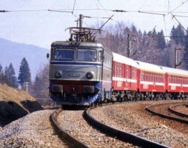 VIDEO | Trafic feroviar întrerupt în judeţele Timiş şi Gorj! Mai multe trenuri sunt...