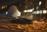 Două turiste moarte în timpul unor furtuni în Elveţia şi Franţa