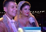 Andreea Mantea și Mihai Mitoșeru, fără cuvinte la prima nuntă din sezon! Cum arată rochia de mireasă: A costat 30.000 de dolari