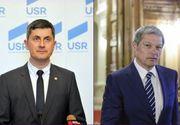 Dan Barna şi Dacian Cioloş, mesaj comun: Pe alocuri discuţiile sunt mai aprige. Dar vrem să spunem un lucru foarte clar: USR şi PLUS vor merge mai departe împreună