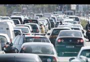 Trafic îngreunat pe DN 1 Braşov - Ploieşti, între Predeal şi Buşteni, din cauza aglomeraţiei