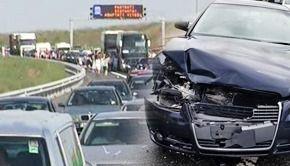 VIDEO | Val de accidente pe autostrada in mini-vacanta de Rusalii