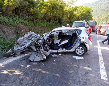 Accident grav în Maramureş. Doi morţi şi doi răniţi