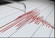 Cutremur în România, luni la amiază