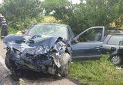 Accident groaznic în Ialomiţa. Sunt cinci victime