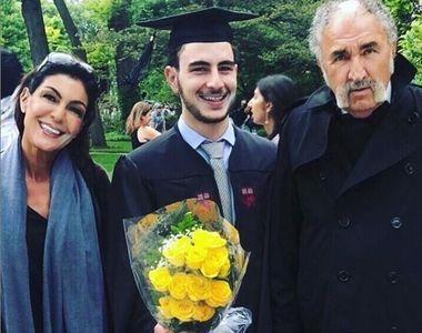 Fiul lui Ion Ţiriac a absolvit Universitatea din Chicago! Vezi câţi bani a cheltuit...