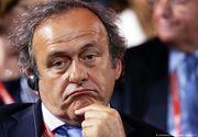 Michel Platini, fostul preşedinte al UEFA, reţinut pentru corupţie
