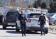 Tragedie în Canada: Patru persoane au fost împuşcate, două fiind rănite grav