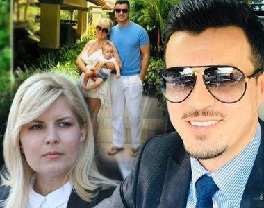 """Iubitul Elenei Udrea, declaraţii exclusive la Teo Show! """"E o mamă implicată,..."""