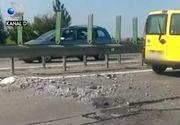 VIDEO | Autostrada Soarelui, capcană mortală