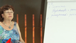 EVALUARE NAŢIONALĂ 2019. Subiectul de la Română, rezolvat live de profesoara Iulia Ionescu în studioul stirilekanald.ro