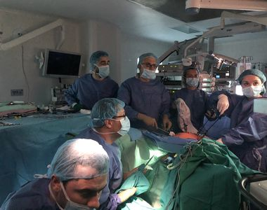 Premieră medicală în România! Chirurgii de la Fundeni, performanță remarcabilă în...