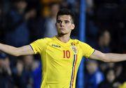 """Ianis Hagi a primit o veste uriaşă la EURO U21! Fiul lui Gică Hagi a ajuns să valoreze 6 milioane de euro: """"Poate semna un contract în alb!"""""""