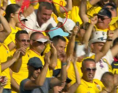 Marele Hagi, reacție emoționantă la golul lui Ianis de la Euro 2019!