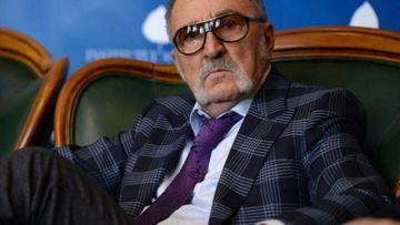 Ion Ţiriac este noul preşedinte al Federaţiei Române de Tenis