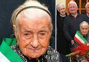 A murit cea mai bătrână femeie din Europa