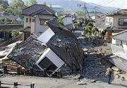 Cutremur violent în Japonia: 26 de persoane au fost rănite